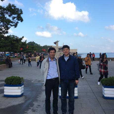 香港城市大学法学院院长和副院长一行对我所进行了友好访问